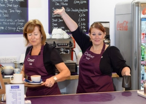 cletwr cafe staff